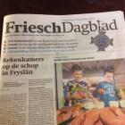 Friesch Dagblad naar de NDC