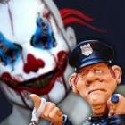 De horrorclown, een uitvloeisel van Halloween