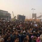 Volksopstand in Egypte verdrijft regime president Mubarak